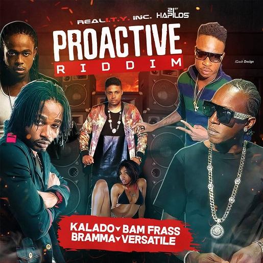 ProactiveRiddim